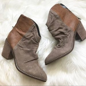 NWOB Altard State Heeled Booties Size 6